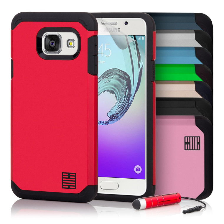 32nd slim shockproof Samsung Galaxy A5 (2016) Case in a great range of colours.