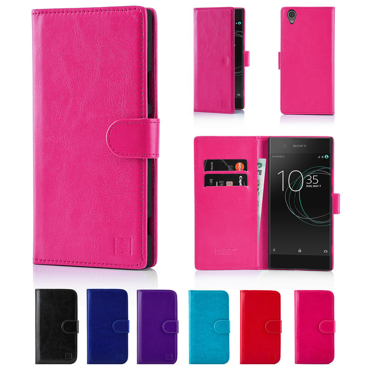 32nd Shop Book Wallet Sony Xperia X Performance Case plus screen protector and stylus.