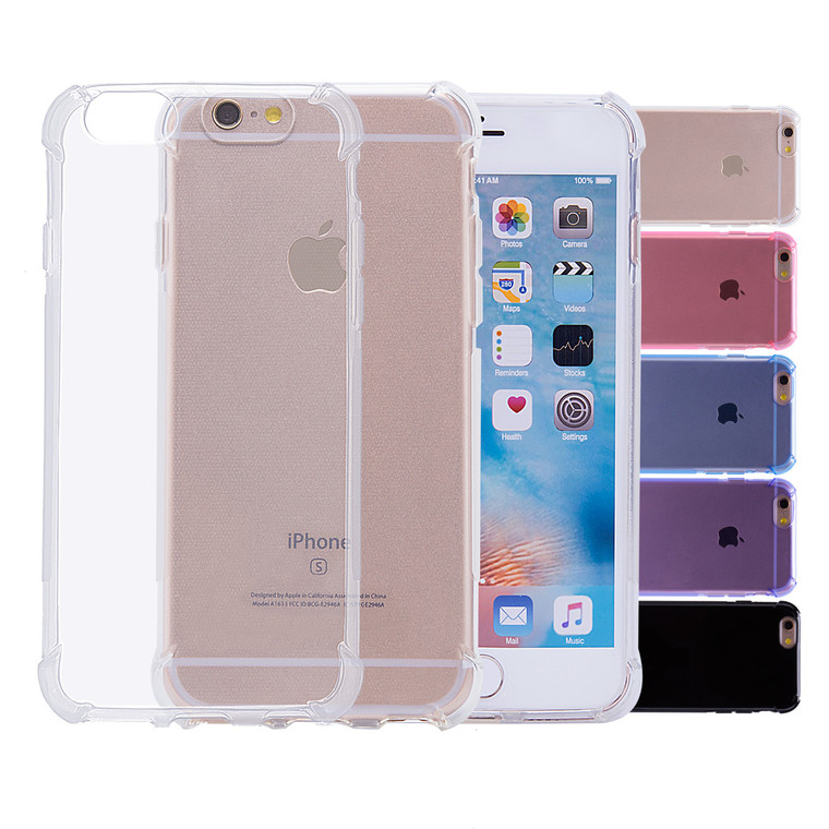 32nd Tough Gel Apple iPhone 6 4.7 inch Case in a selection of colours.