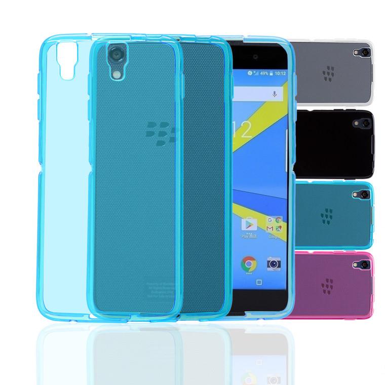 32nd clear gel Blackberry DTEK50 Case.