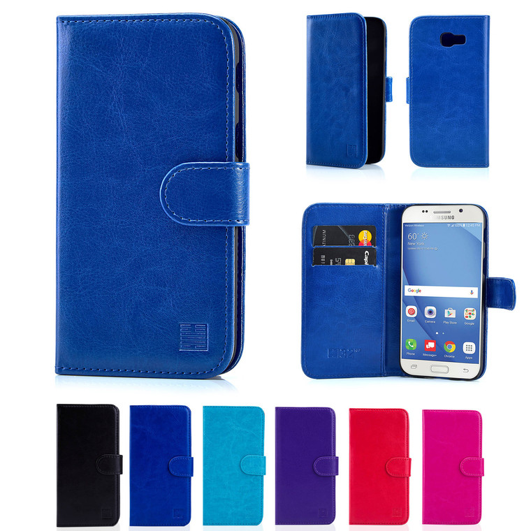 The 32nd Shop book wallet Samsung Galaxy A5 2017 Case is a practical and stylish solution to protecting your phone.