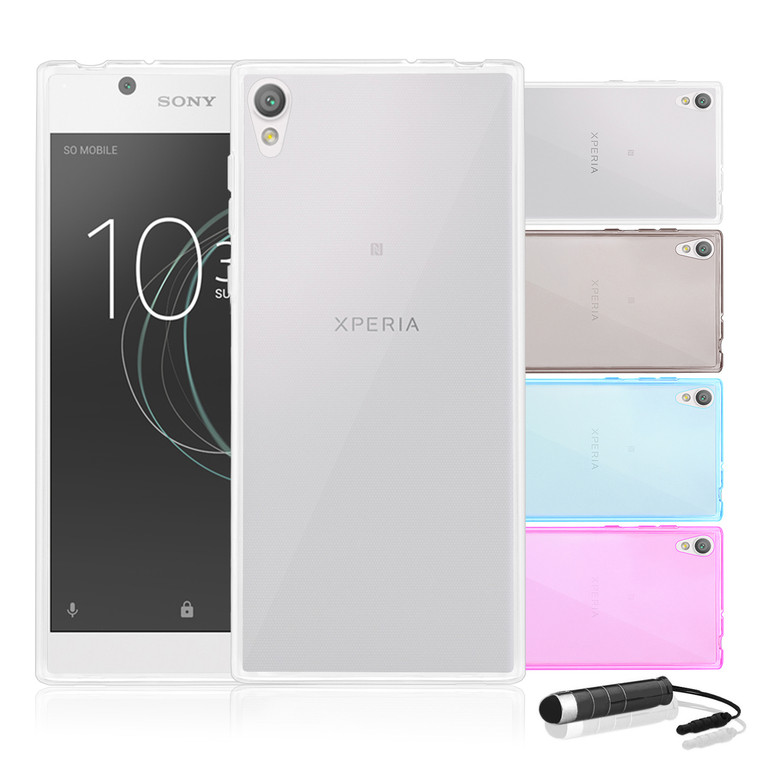 32nd clear gel Sony Xperia L1 Case.