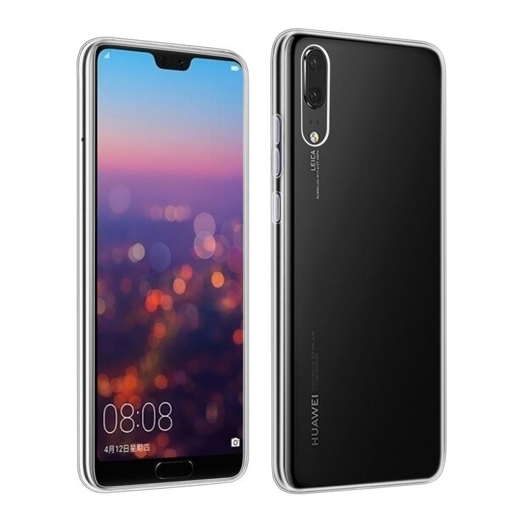 32nd clear gel Huawei P20 Case.