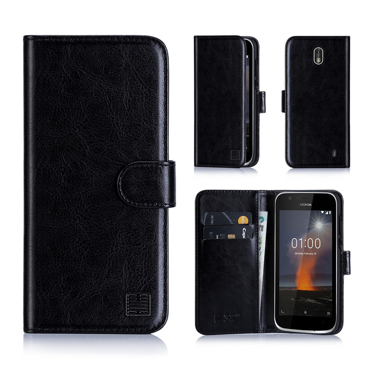 32nd synthetic leather book wallet Nokia 1 (2018) Case.