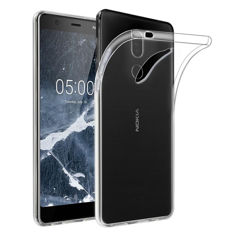 32nd clear gel Nokia 5.1 (2018) Case.