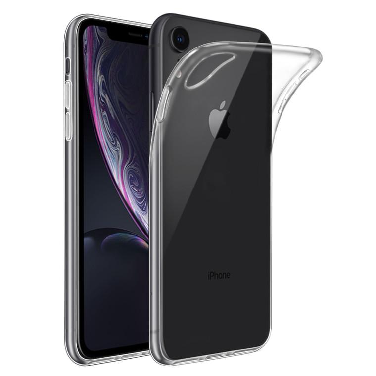 Apple iPhone XR 'Clear Gel Series' TPU Case Cover - Clear