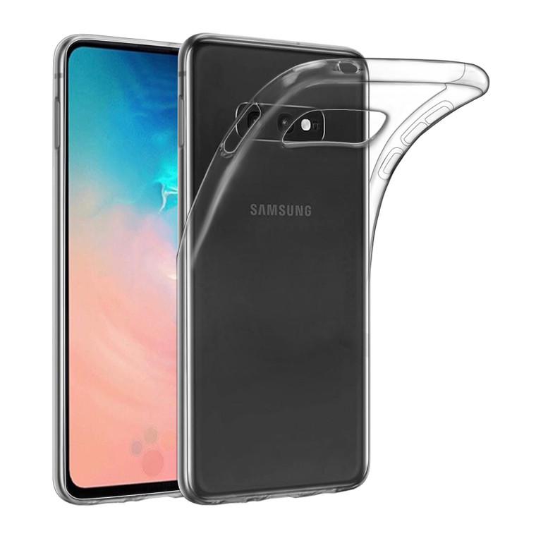 Samsung Galaxy S10e 'Clear Gel Series' TPU Case Cover - Clear