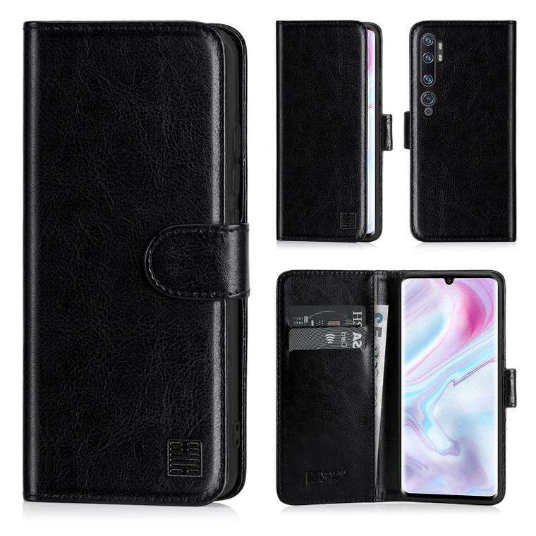Xiaomi Mi Note 10 'Book Series' PU Leather Wallet Case Cover