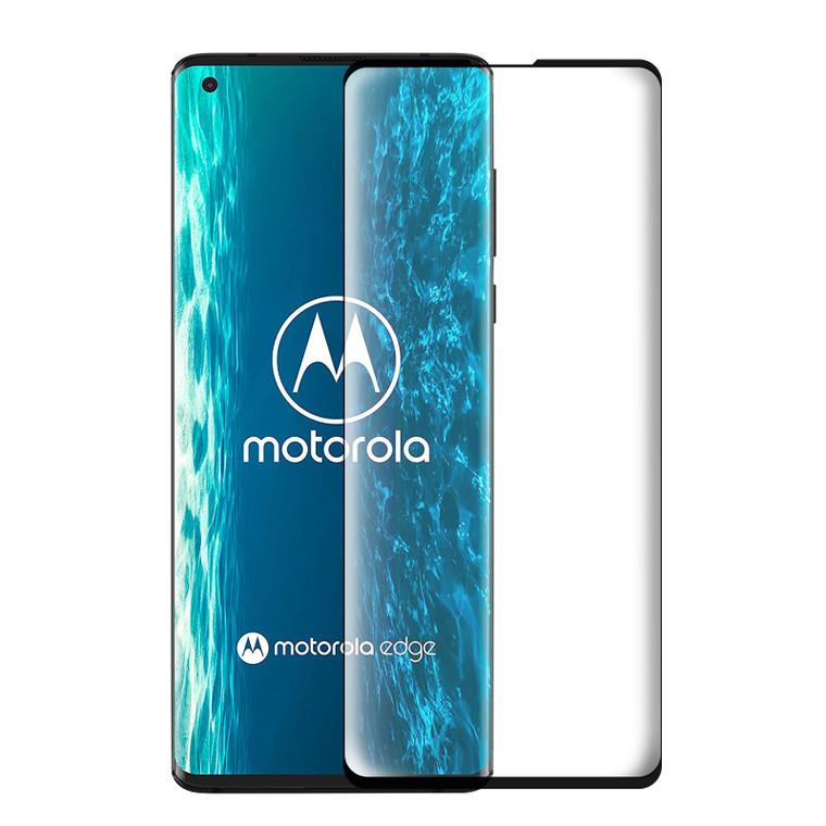 Motorola Moto Edge Tempered Glass Screen Protector - 2 Pack