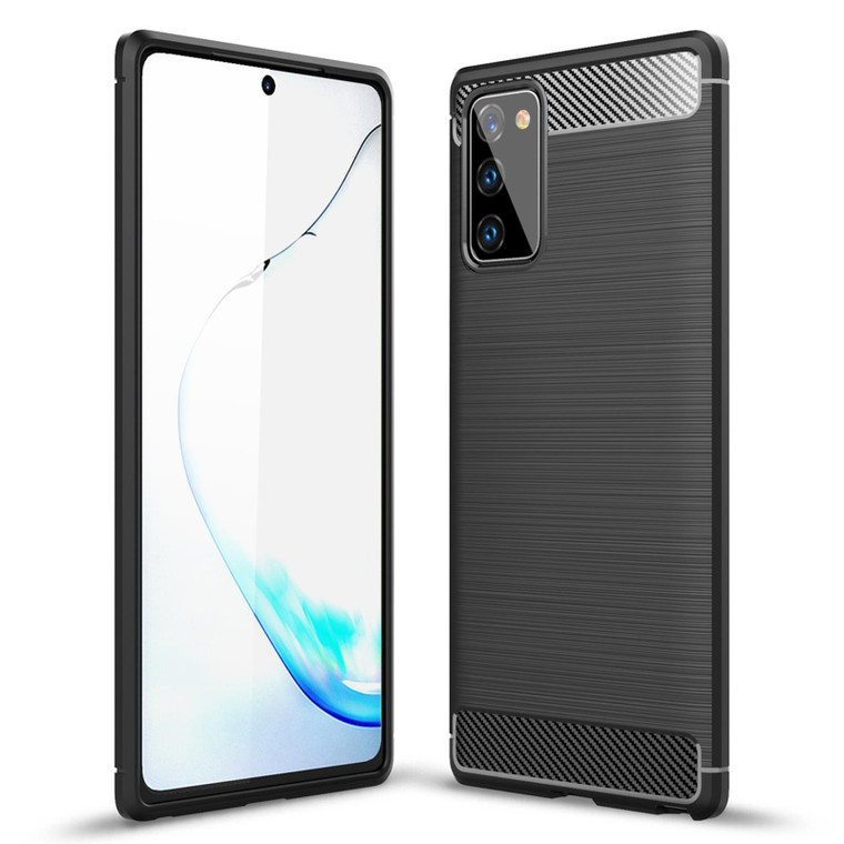 Samsung Galaxy Note 20 'Carbon Series' Slim Case Cover