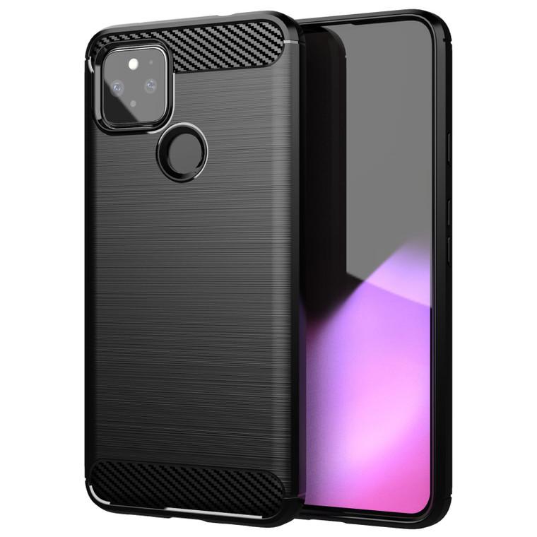Google Pixel 5 'Carbon Series' Slim Case Cover
