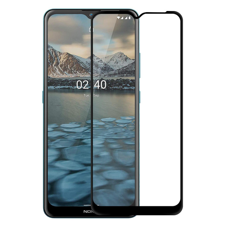 Nokia 2.4 Tempered Glass Screen Protector - 2 Pack