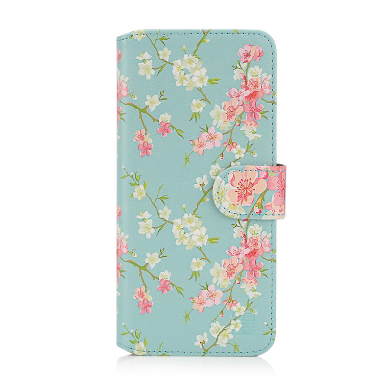 Samsung Galaxy S30 'Floral Series 2.0' PU Leather Design Book Wallet Case