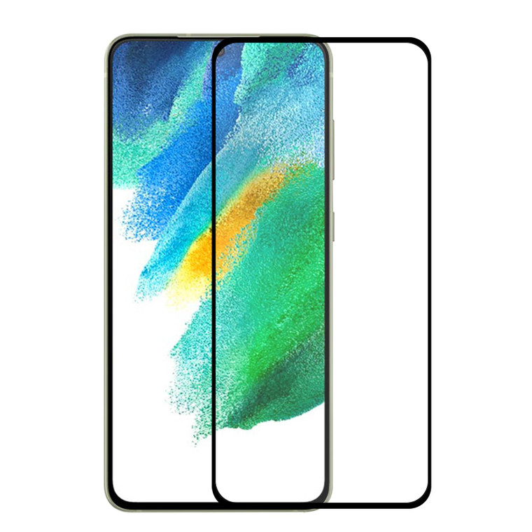 Samsung Galaxy S21 FE 5G (Fan Edition) Tempered Glass Screen Protector - 2 Pack