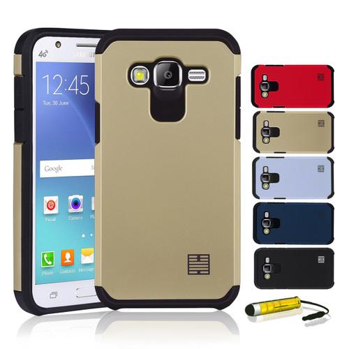 buy popular 49440 7f1f0 Samsung Galaxy J5 (2015) Slim Armour Shockproof Case