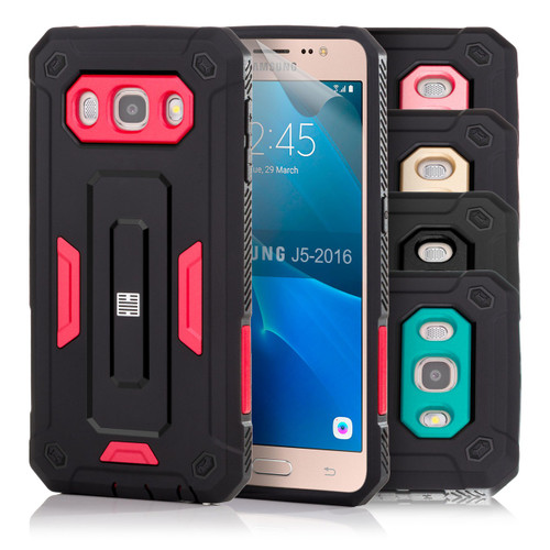 detailed look 71eb1 2e5bb Samsung Galaxy J5 (2016) Hard Defender Shockproof Case