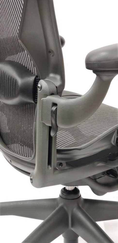Herman Miller Aeron Chair Fully Featured Size B (or C)