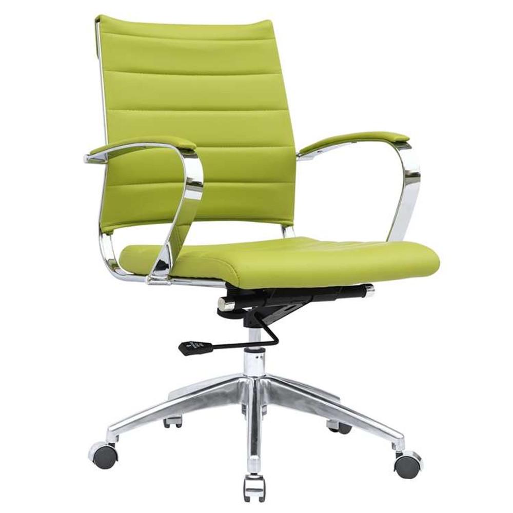 fine mod sopada conference office chair green seatingmind rh seatingmind com green office chair cover green office chair amazon