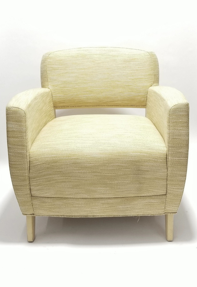 Bernhardt design Portrait John Kaloustian Lounge Chair