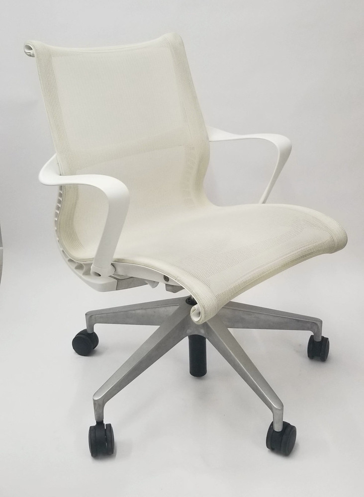 Awesome Herman Miller Setu Chair Off White Ocoug Best Dining Table And Chair Ideas Images Ocougorg