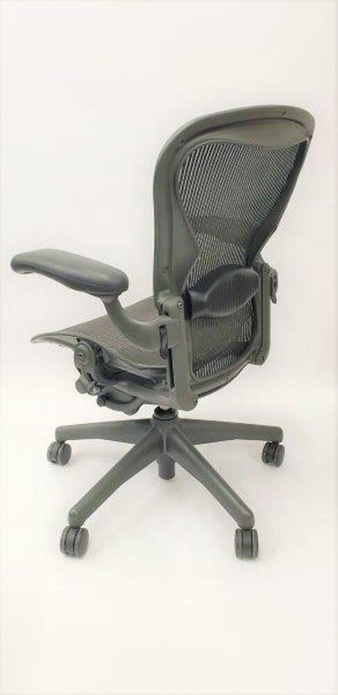 Herman Miller Aeron Chair Fully Featured Size A