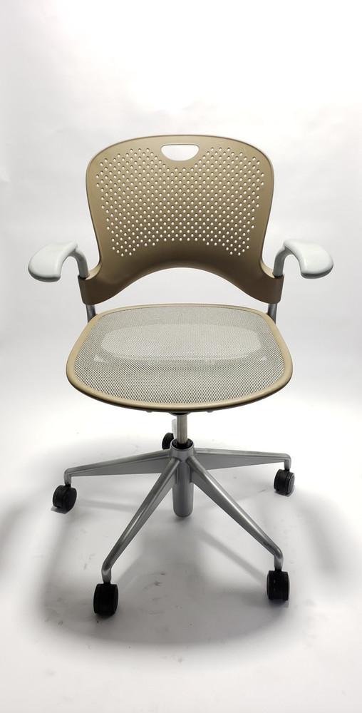 Herman Miller Caper Chair in Beige