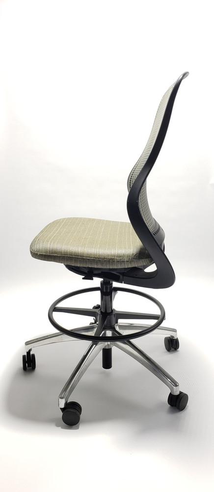Knoll ReGeneration Chair Drafting Stool