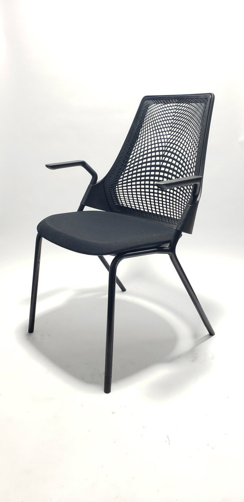 Herman Miller Sayl  Side Chairs Black Set of 2 Chairs