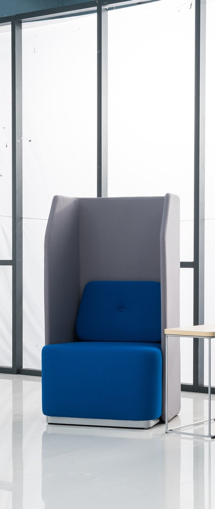 Lemoderno Privacy Lounge Chair
