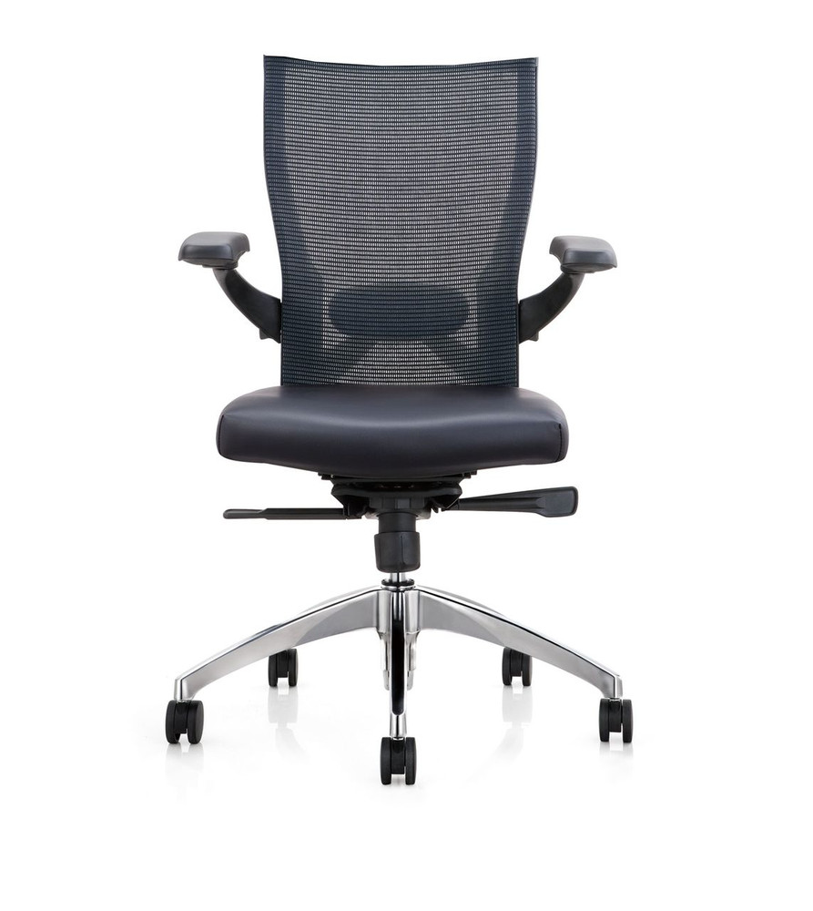 Lemoderno App Chair Fully Adjustable Model + Adjustable Arms