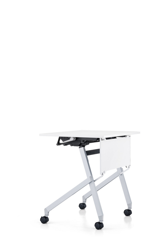 Lemoderno Flap Nesting Folding Desk Table