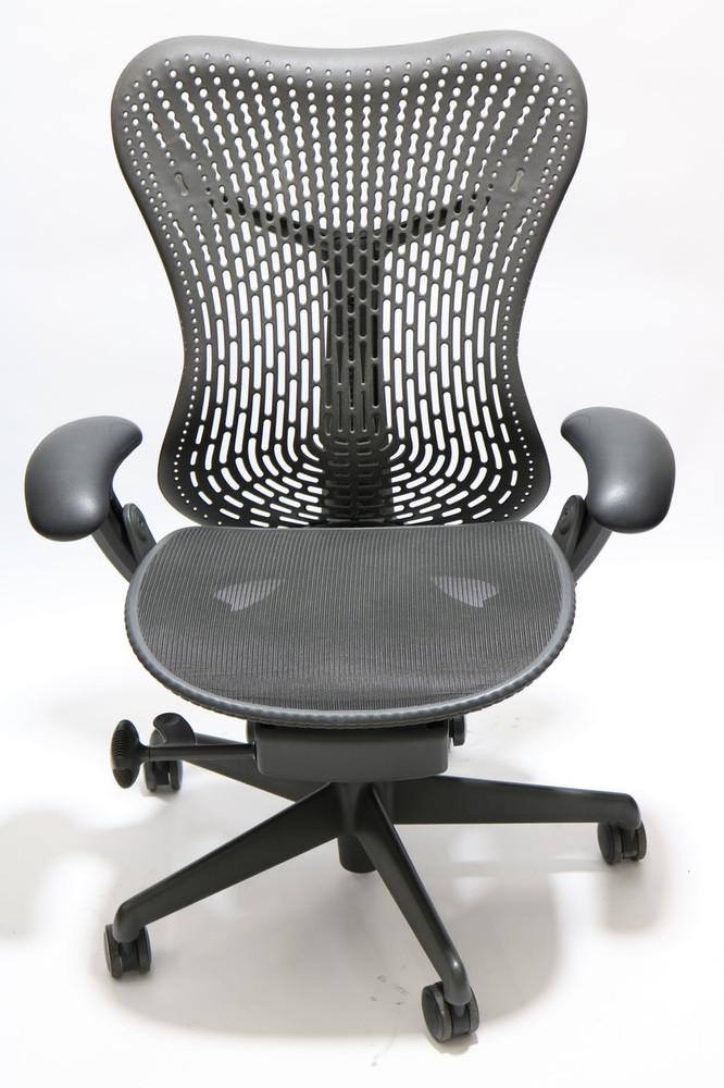 Herman Miller Mirra Chair Basic Model Flex Back
