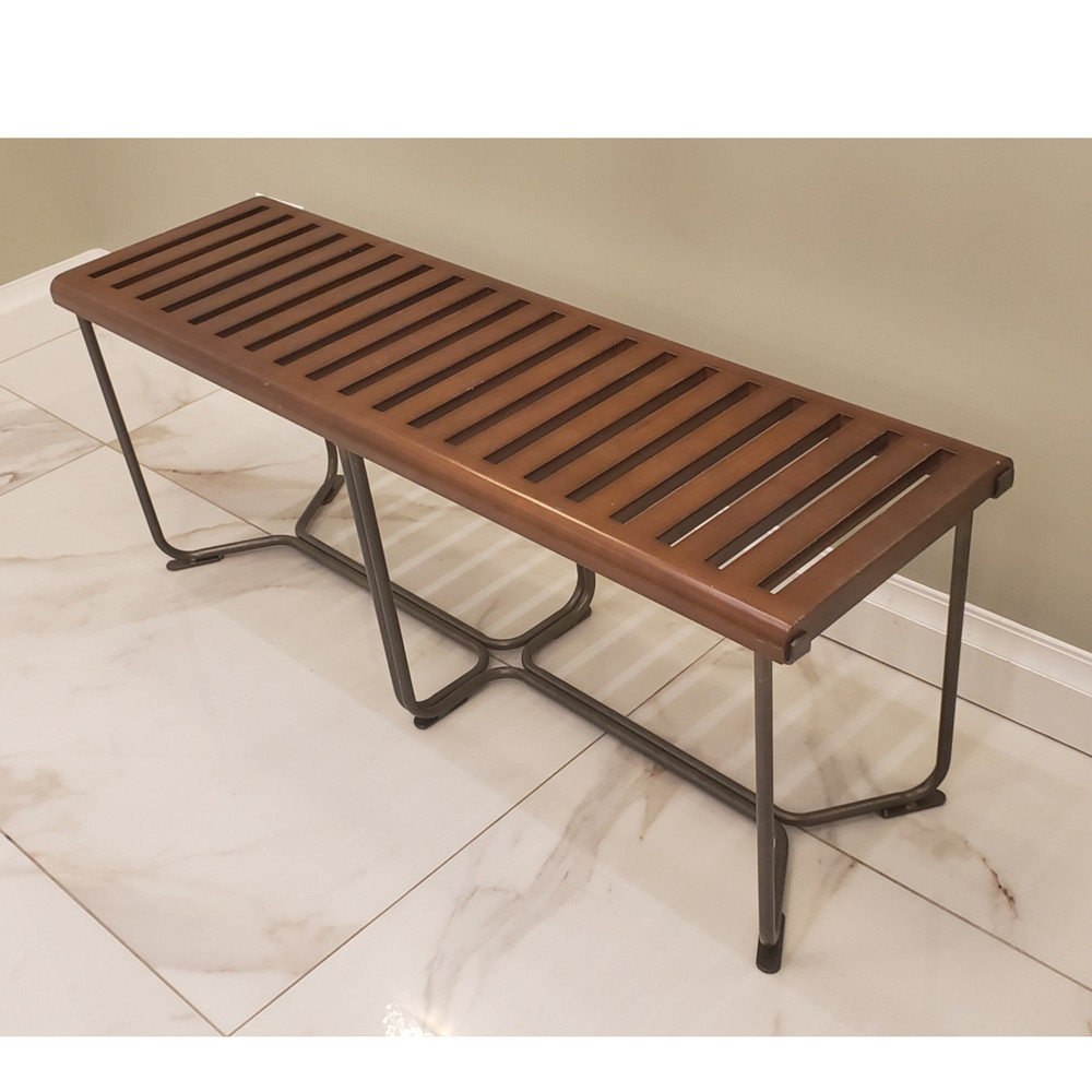 "Solid Bench 60"" by Fine Mod"