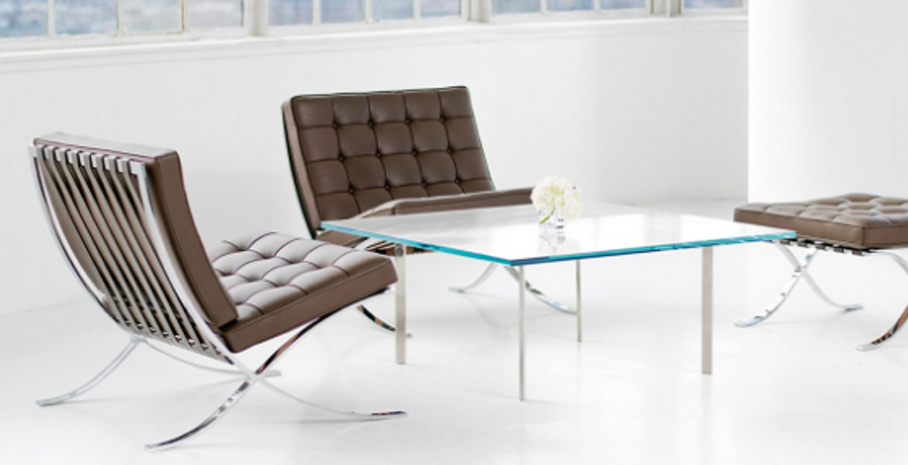 Pavilion Coffee Table by Fine Mod