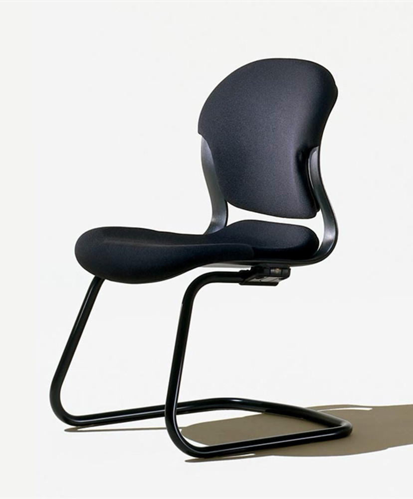 Refurbished Herman Miller Equa Guest Side Chair