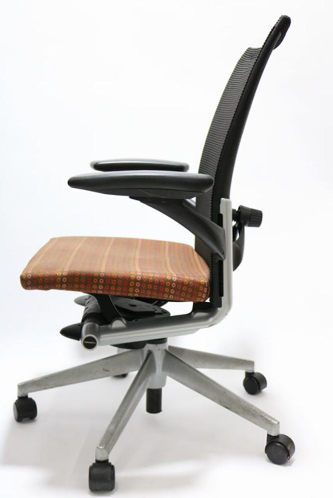Haworth X99 Chair Fully Adjustable Model Pattern