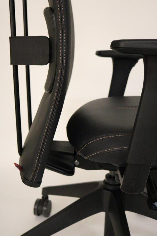 Leef by CavilUSA Black Leather