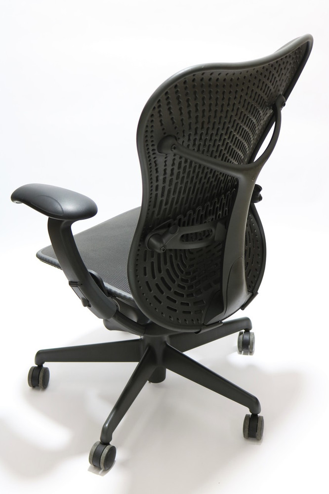 Refurbished Herman Miller Mirra Chair Fully Featured