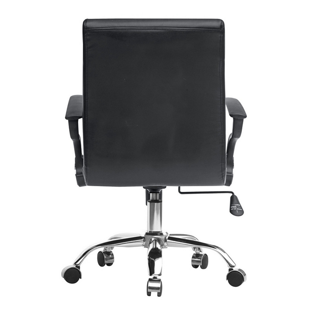 Timeless Office Chair, Black by Fine Mod