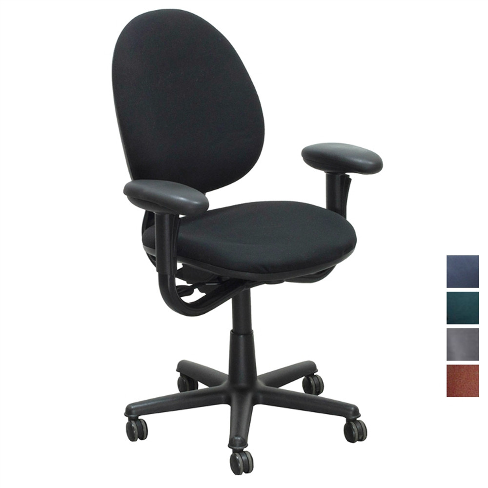 Steelcase Criterion Chair In Fabric