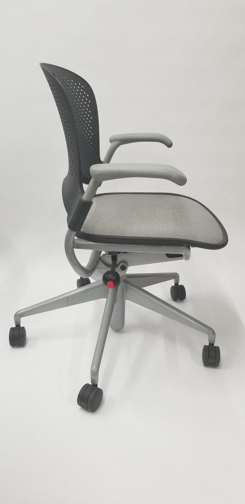 Herman Miller Caper Chair in Gray