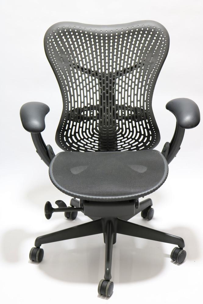 Herman Miller Mirra Chair Fully Featured Flex Back