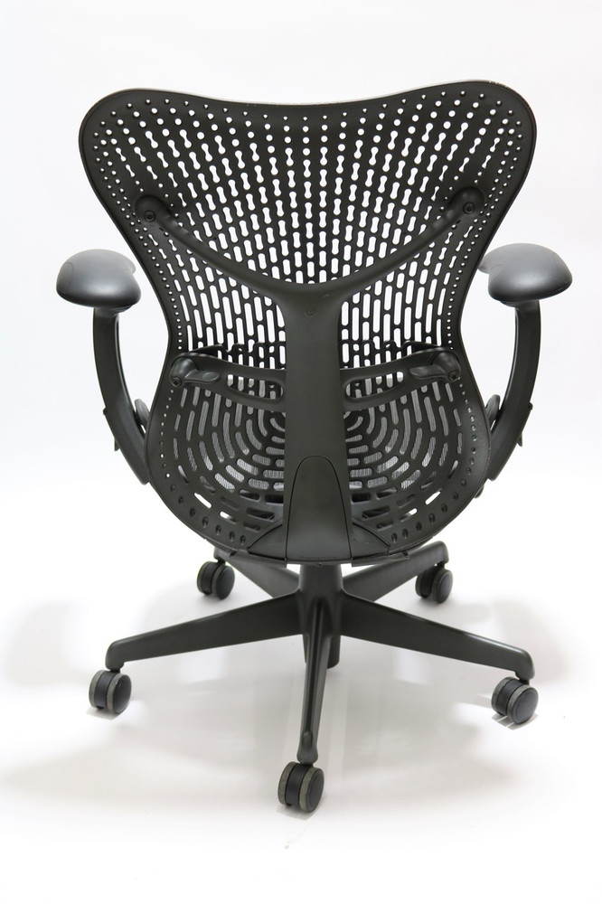 Herman Miller Mirra Chair Fully Featured Flex Back
