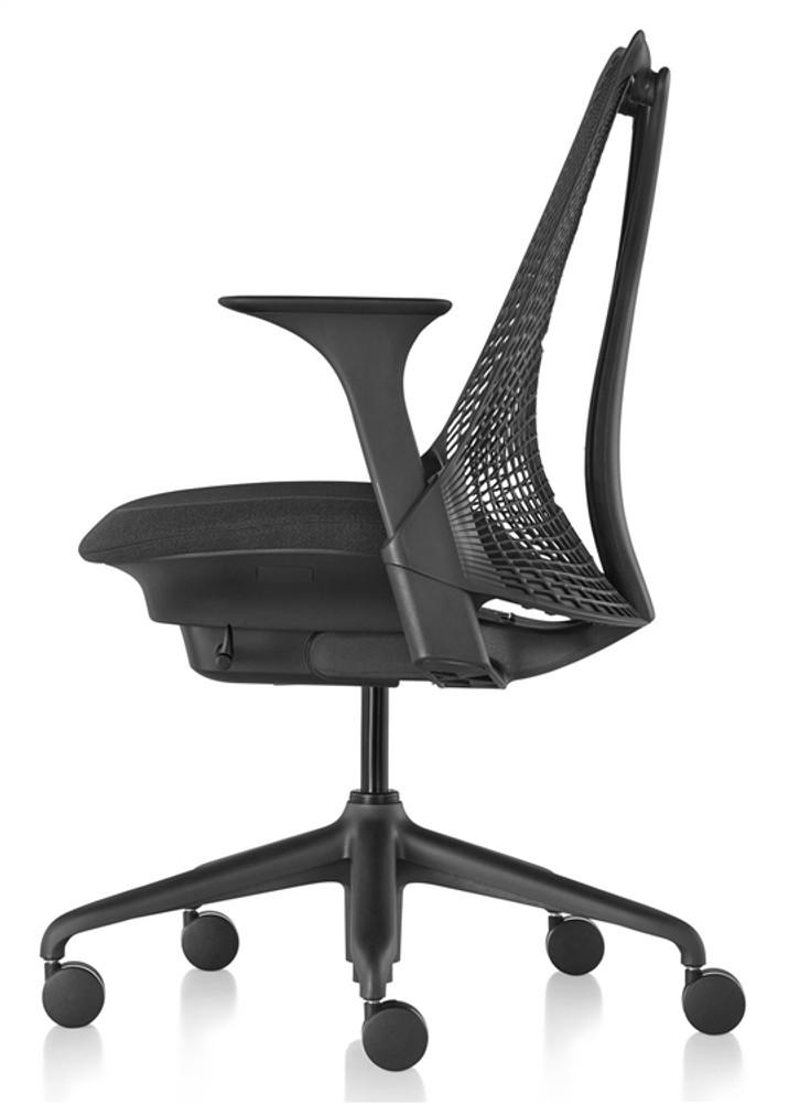 Herman Miller Sayl Chair Black
