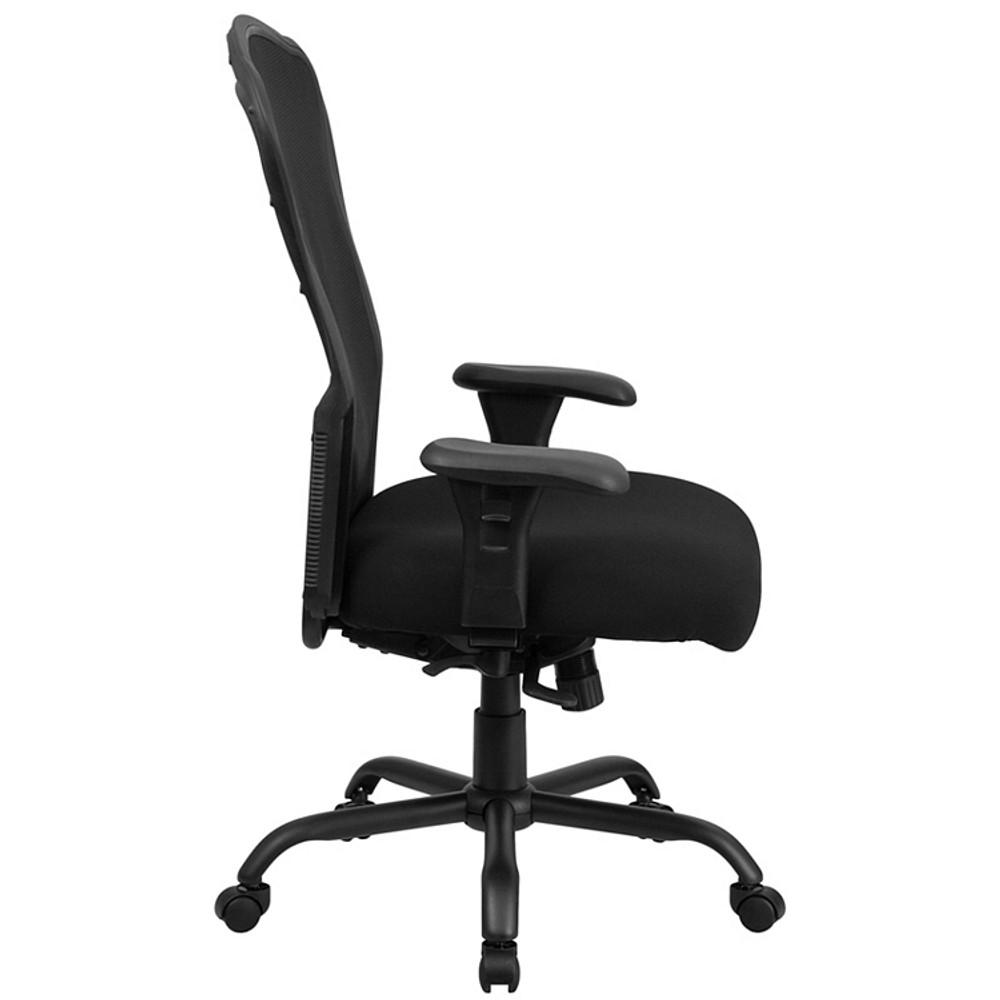 41faf330b46 Rated Flash Furniture HERCULES Series 24 7 Intensive Use Big   Tall 400 lb.  Rated ...