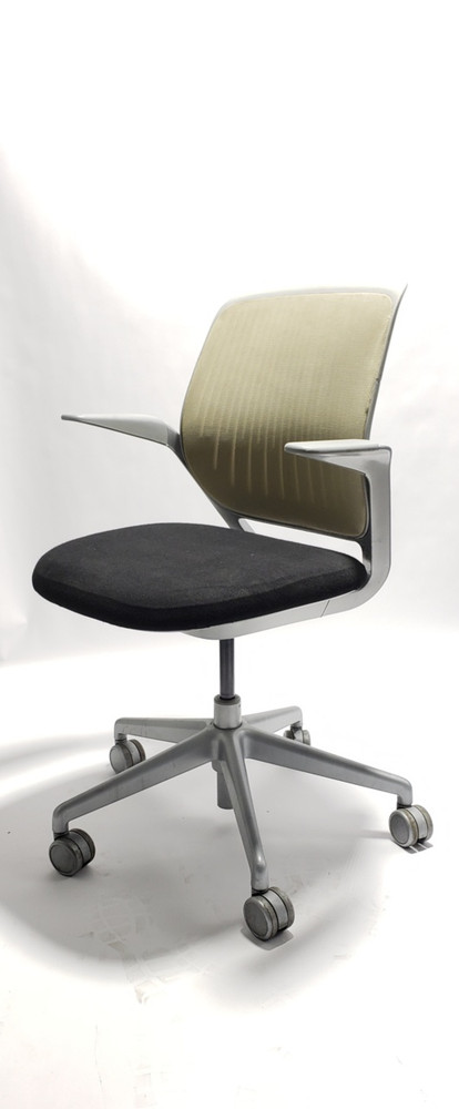 Steelcase Cobi Chair in Yellow