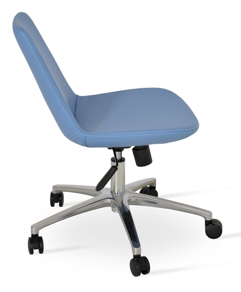Soho Concept Eiffel Office Chair in Leatherette