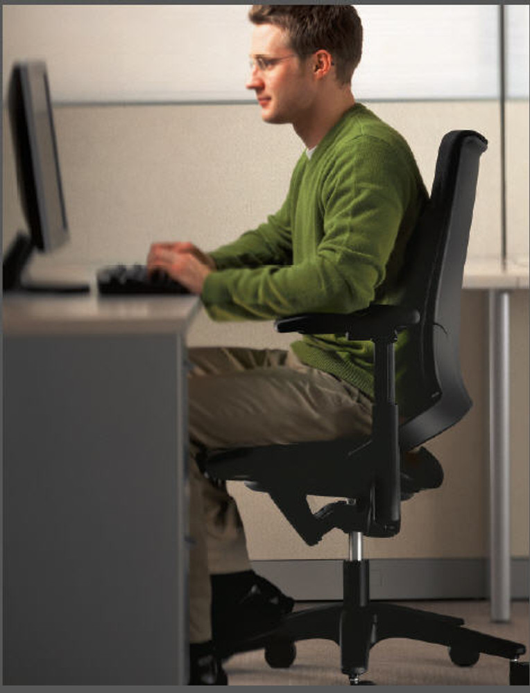 Allsteel Sum Office Chair - That Sums it Up !