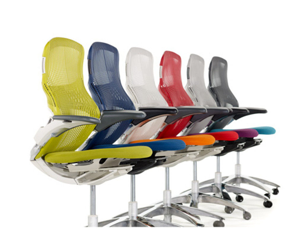 Knoll Generation Chair - Attention Grabbing Chair