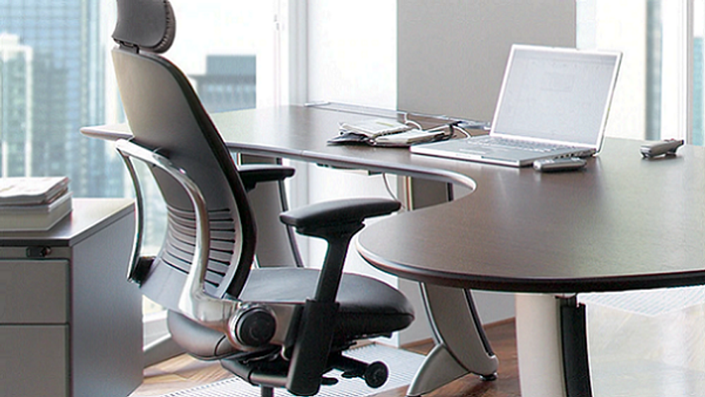 Steelcase Leap Headrest - Head and Shoulders Above the Rest